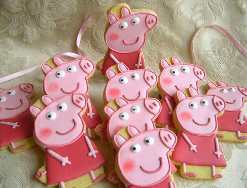 Cookie Peppa Pig-1