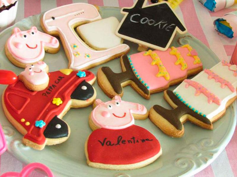 Cookie Peppa Pig
