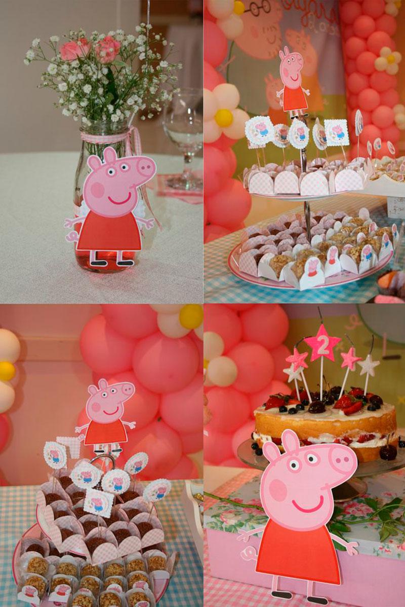 Peppa Pig bolo