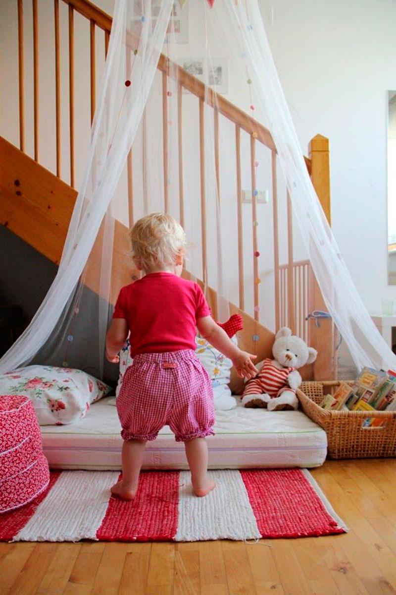 M Todo Montessori Para Quarto De Beb S Dicas Da Japa ~ Quarto Montessoriano Recem Nascido