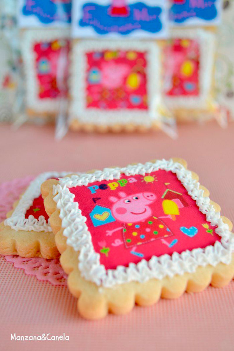 cookies Peppa