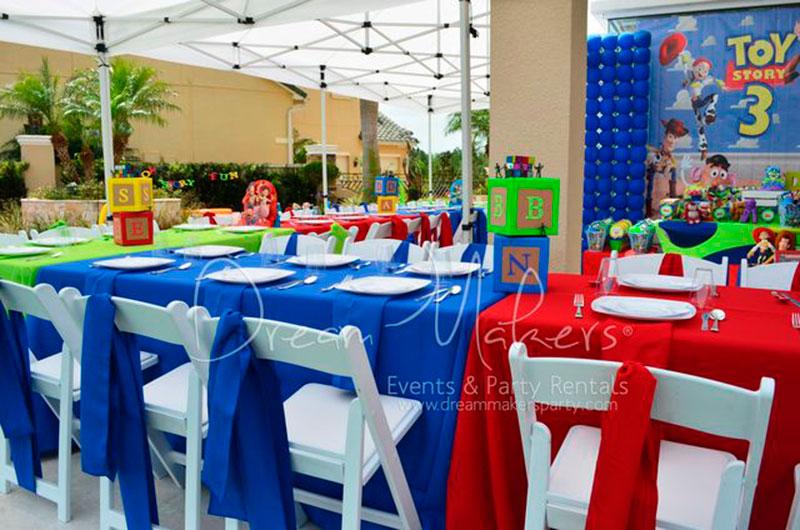 mesa de convidados 2