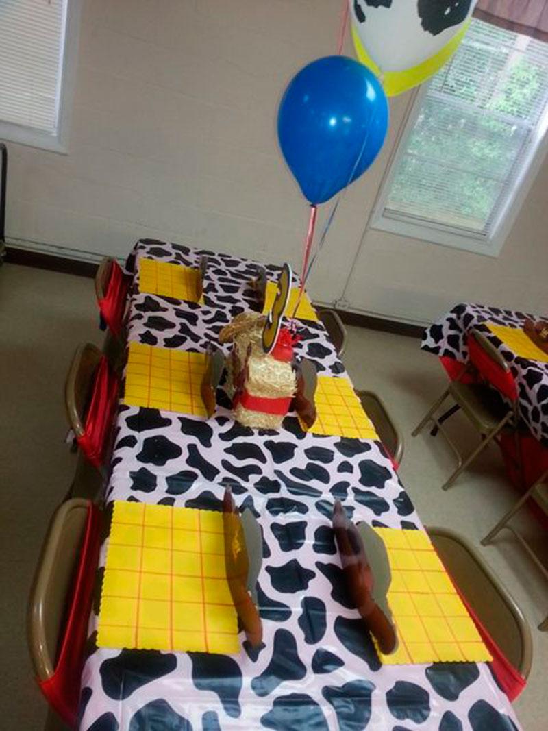 mesa para os pequeninos 2
