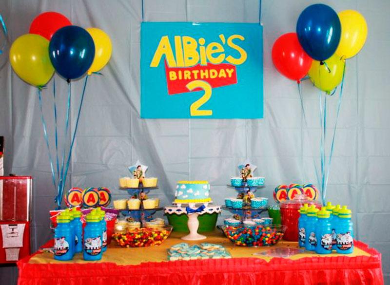 Artigos para festa infantil toy story