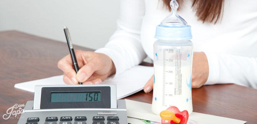 5 passos de como programar a primeira gravidez-financeiro