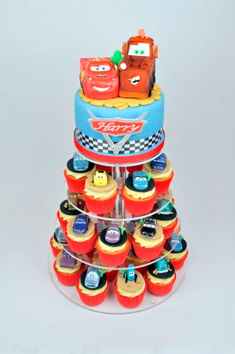 Bolo + cupcake