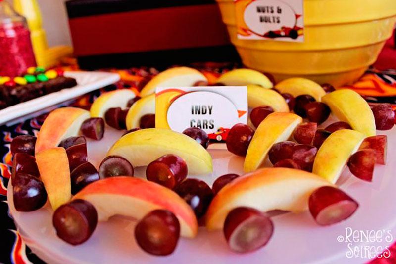 carro de frutas