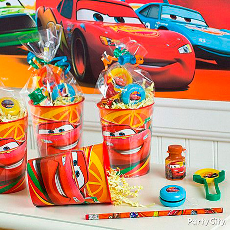 copo do tema carros