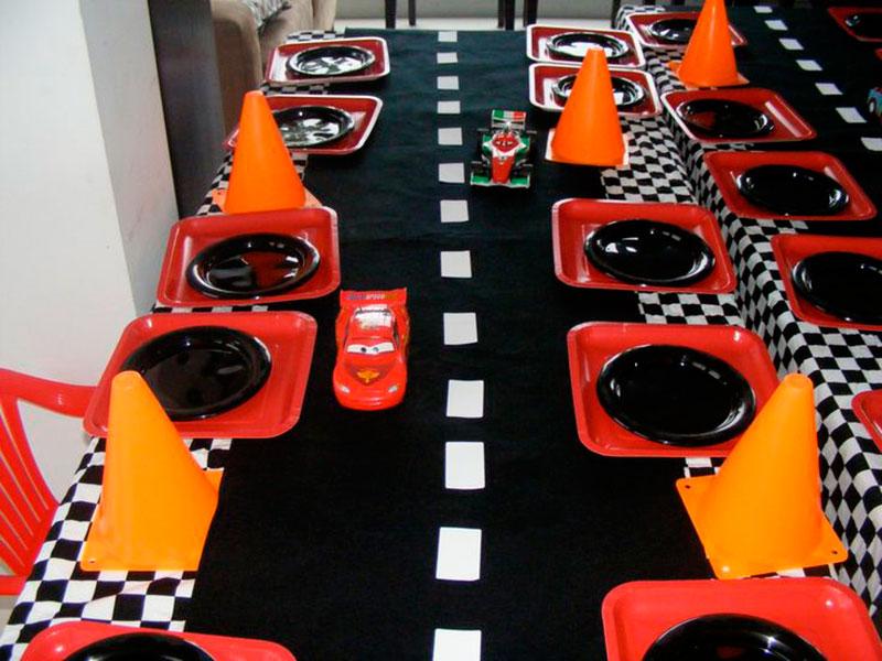 festa infantil - carros