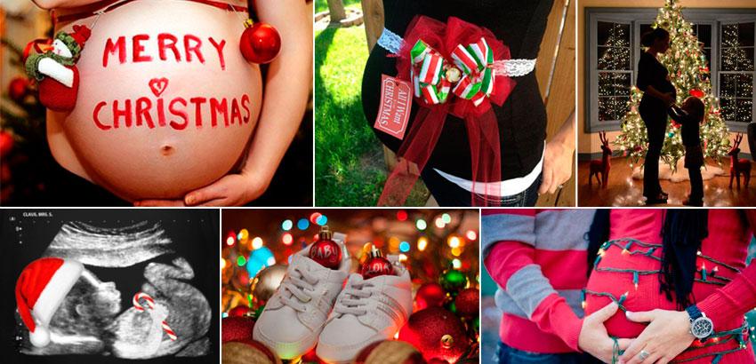 22 Ideias Para Fotos De Gestantes No Natal Dicas Da Japa