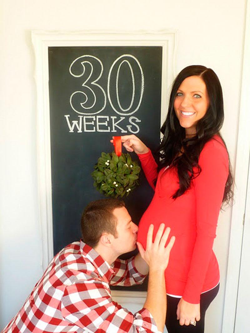 30 semanas natal