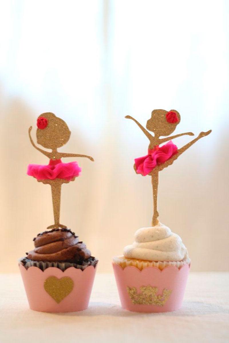 cupcake-chocolate e creme