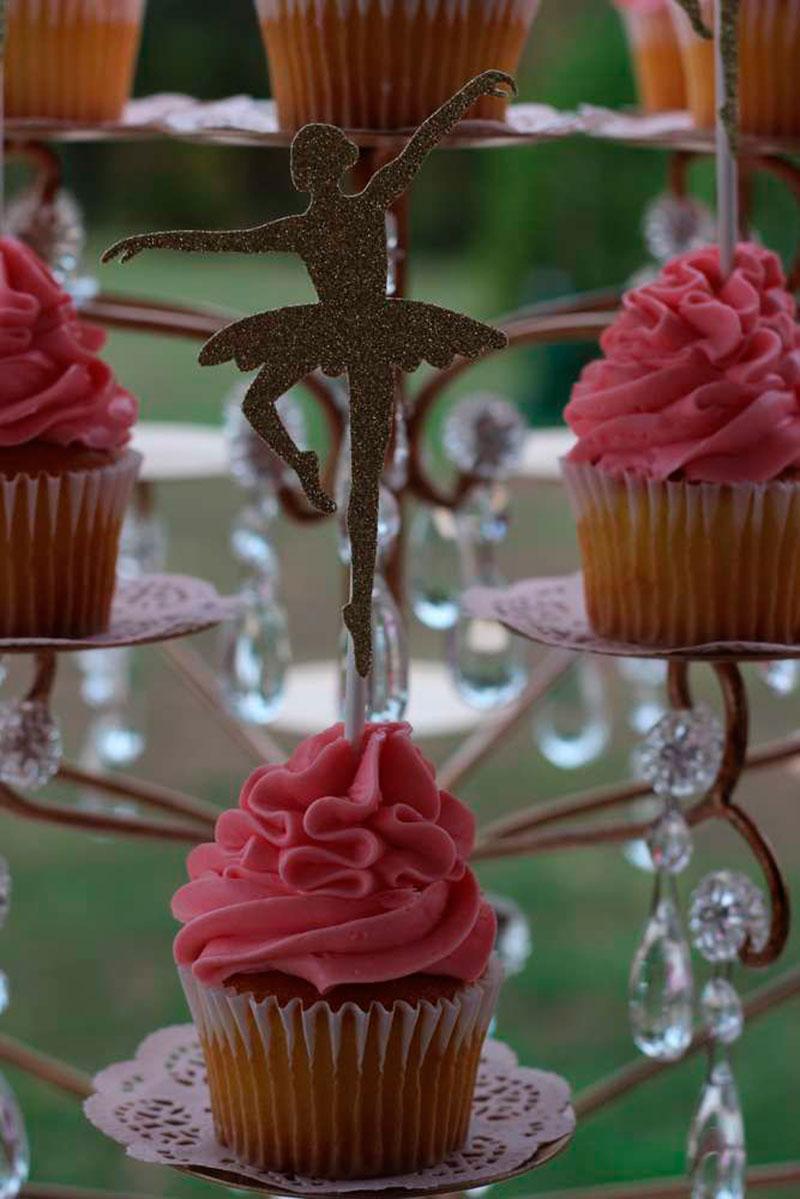 cupcake-da bailarina