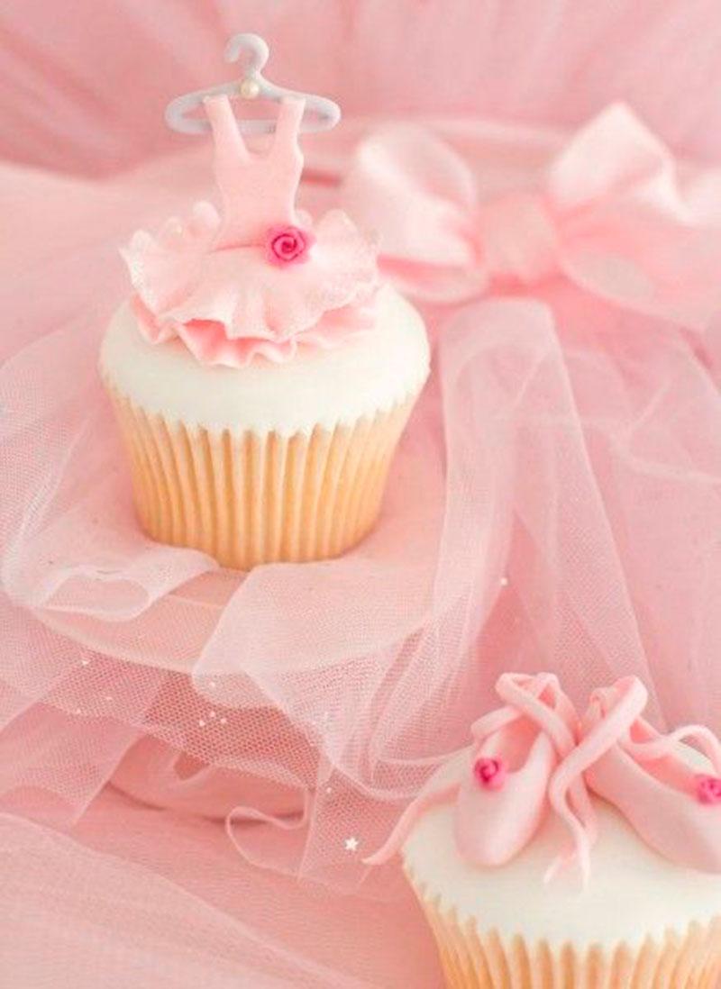 cupcake - rosinha