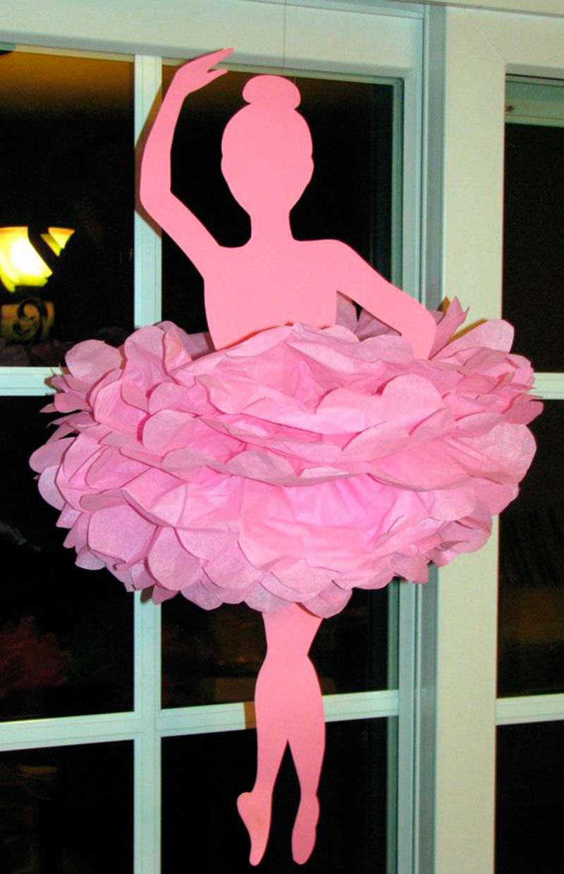 dec_bailarina_festa infantil bailarina
