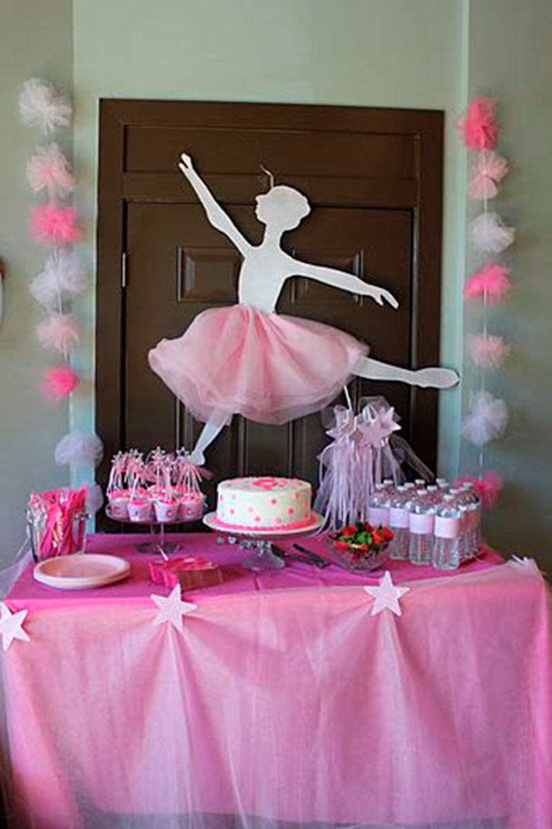 mesa da bailarina