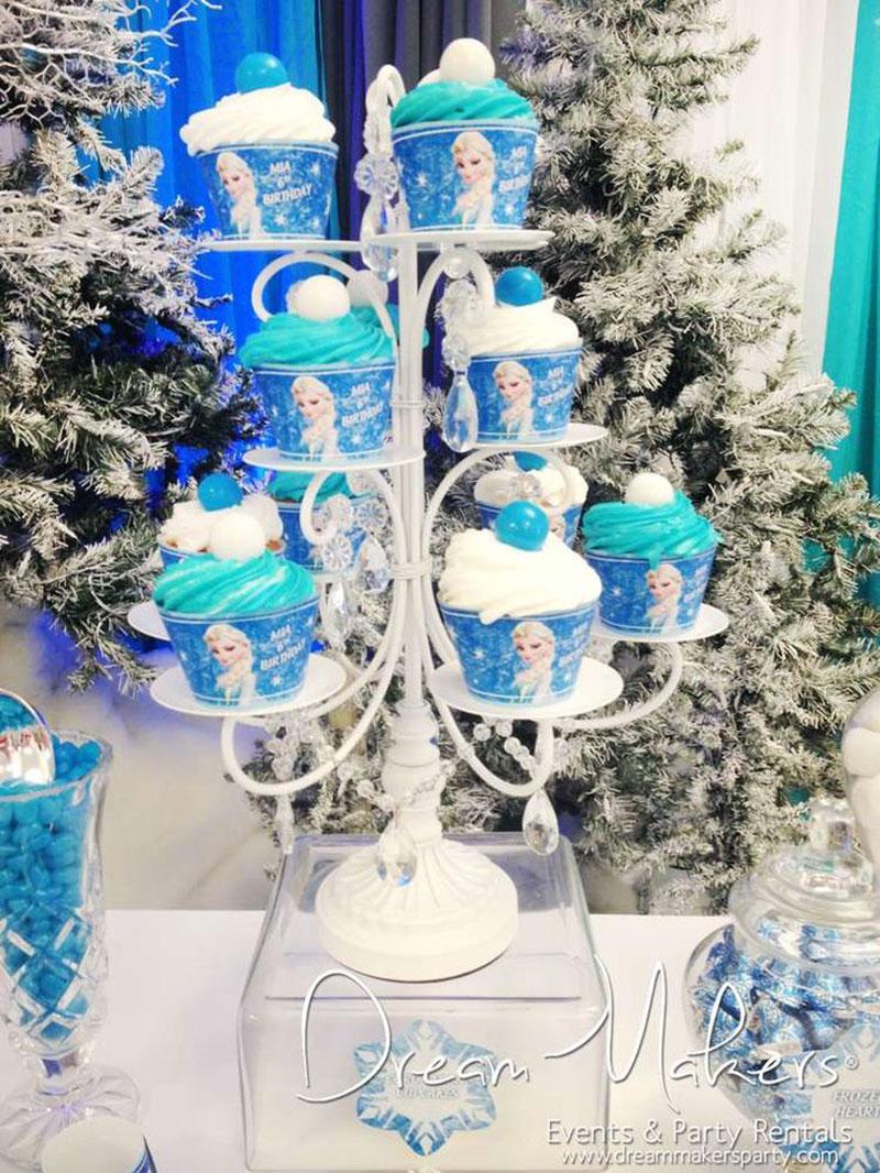 cupcake festa infantil