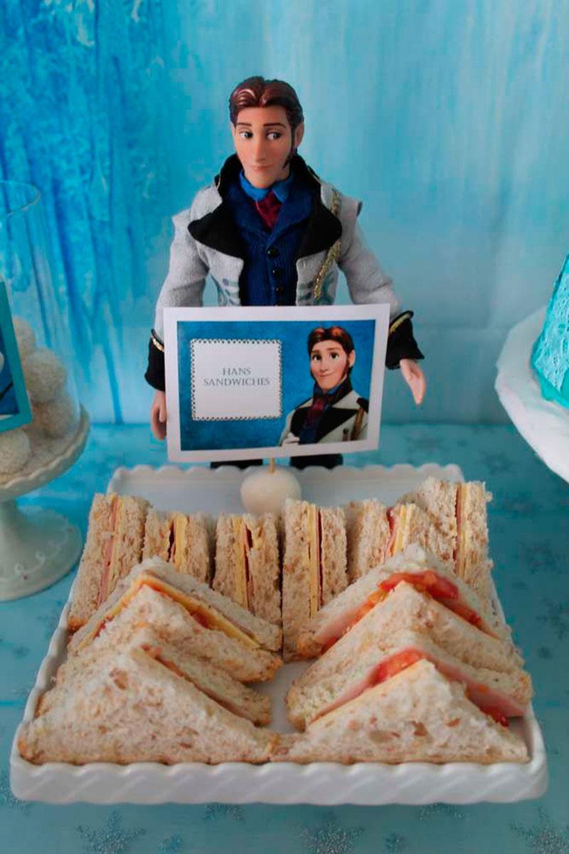 frozen sanduiche