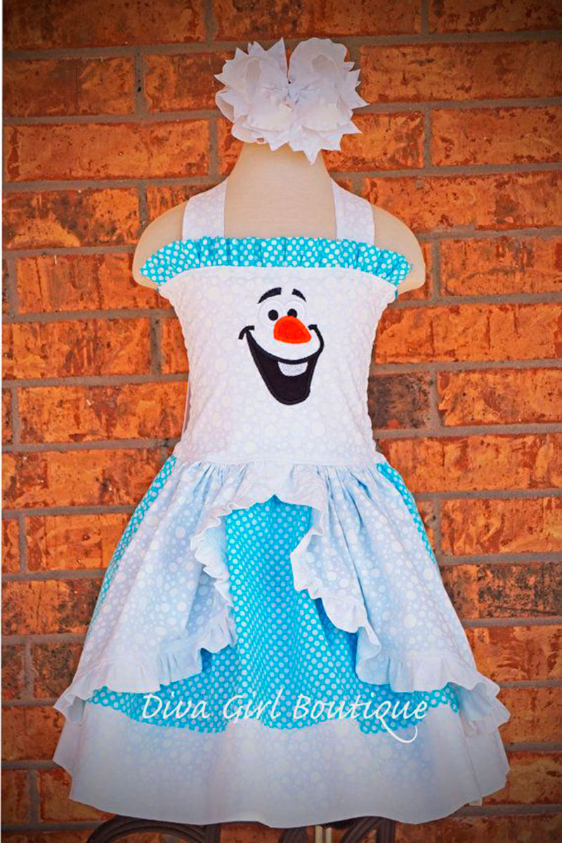 vestid do Olaf