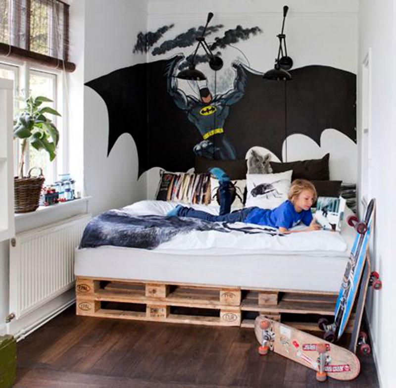 Batman chegando
