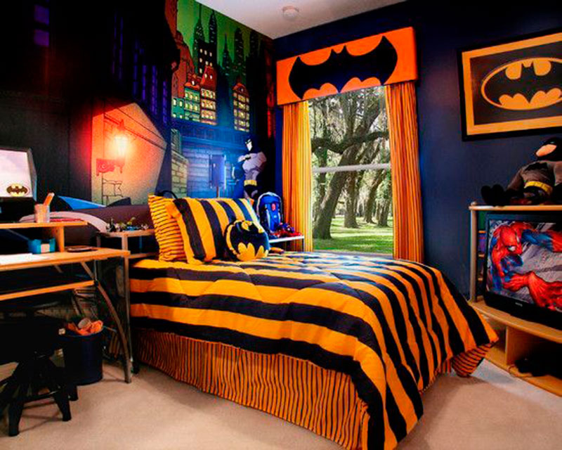 Cama do Batman 2