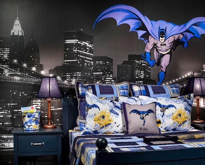 cama do batman