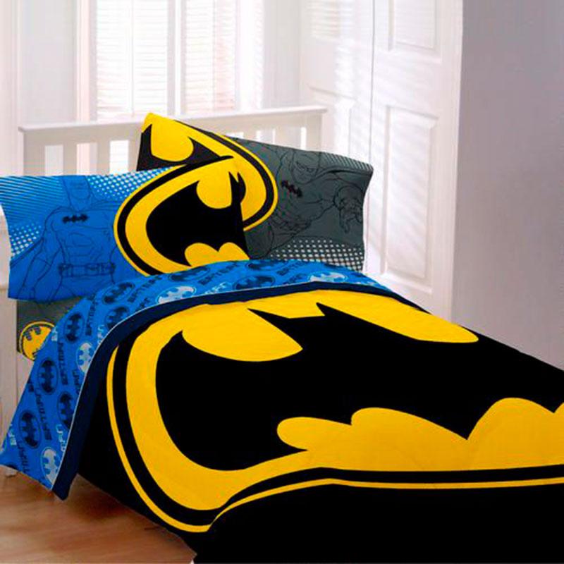 conjunto de cama Batman