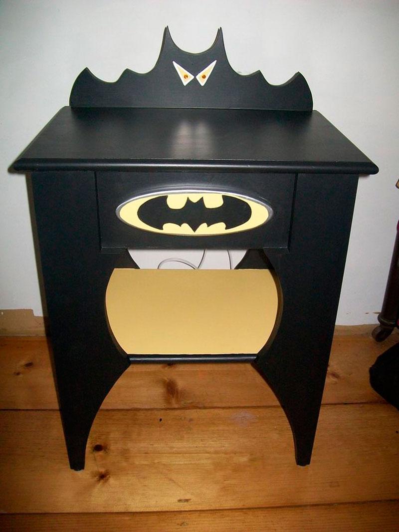 criado-mudo Batman
