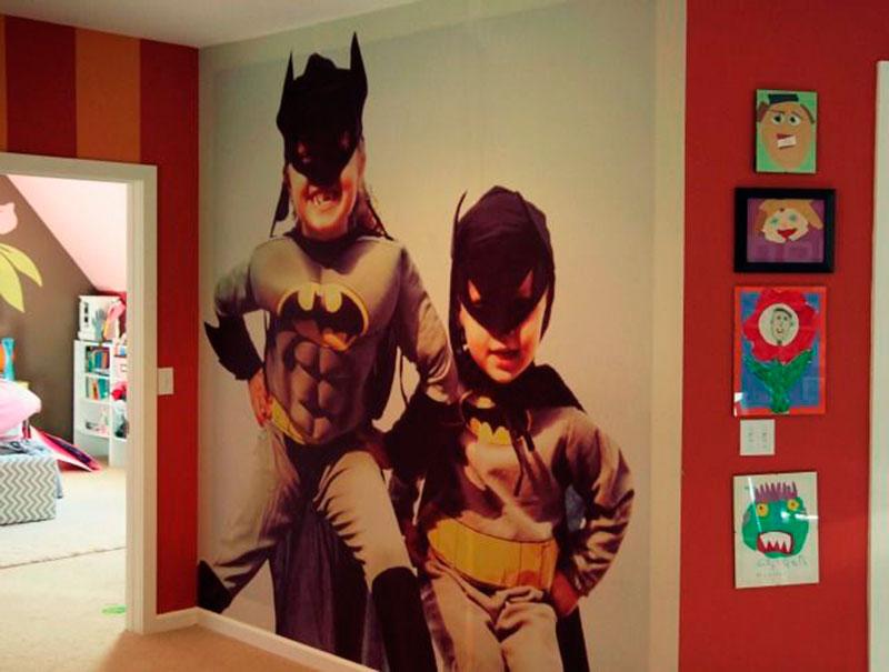 foto na parede