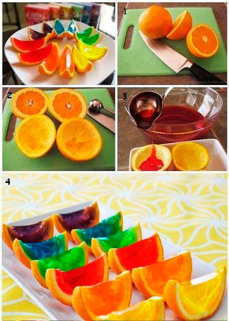 gelatina divertida
