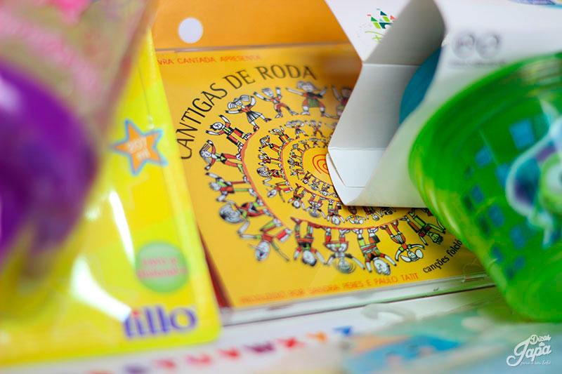 CD Cantigas de Roda - Cancoes Folcloricas do Brasil