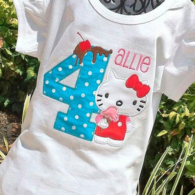 blusa da 4 anos