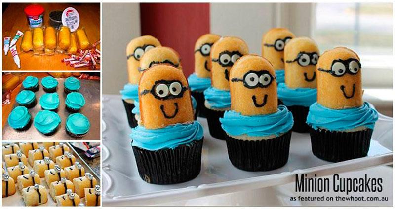 cupcake minions-2