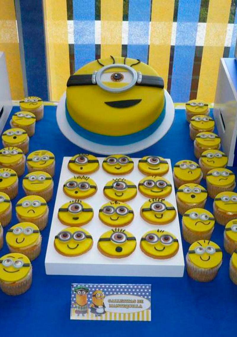 cupcake minions 3