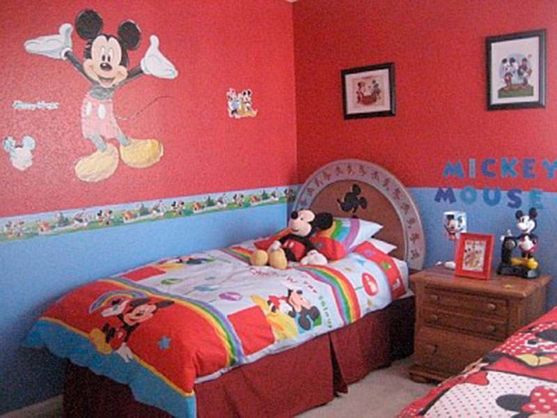 decor mickey mouse