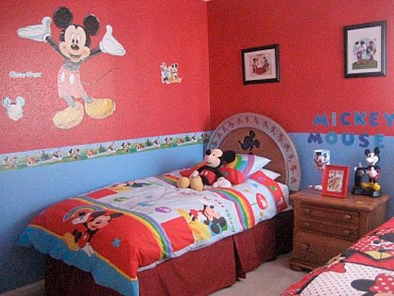 decor mickey mouse