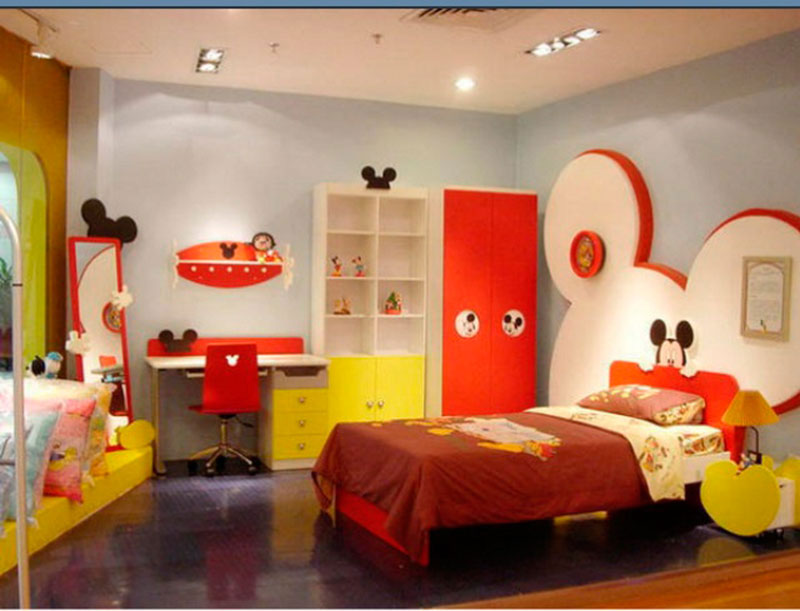 mickey-quarto-infantil