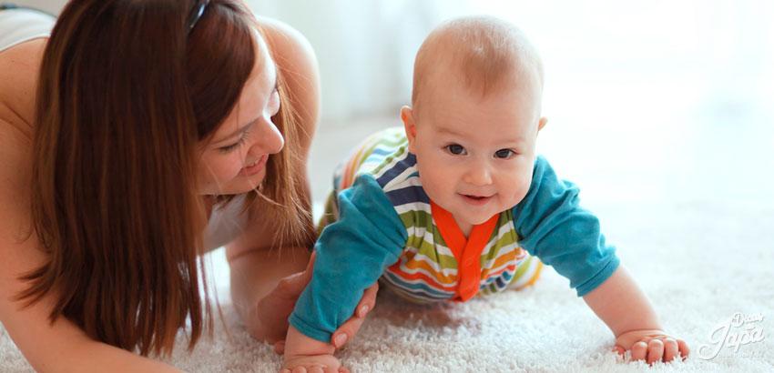 Bebê de 5 meses – 4 melhores dicas para o crescimento-mamae