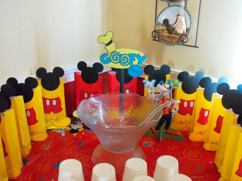 Saquinho do Mickey