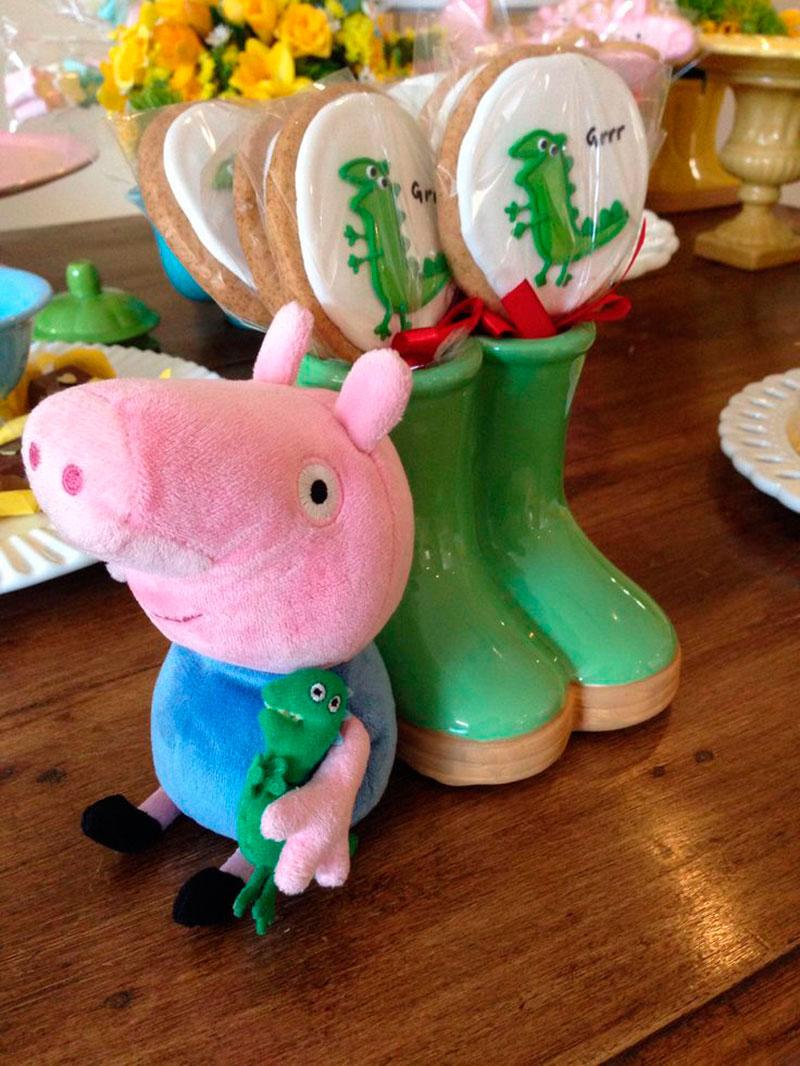botinha -George Pig