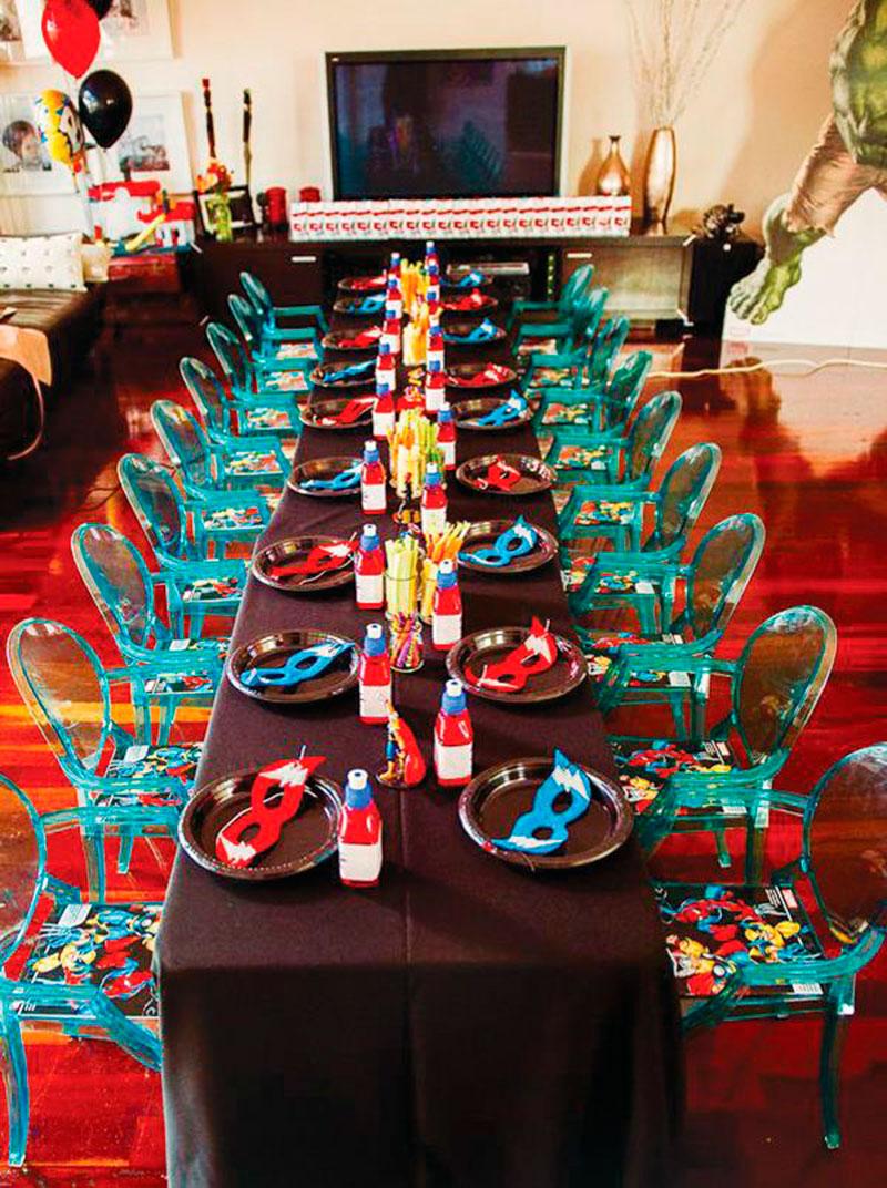 mesa de atividade