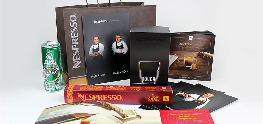 Nespresso – Linha descafeinada