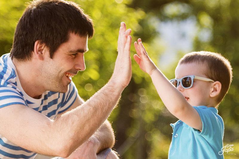 10 coisas que preciso ensinar para meu filho confiança