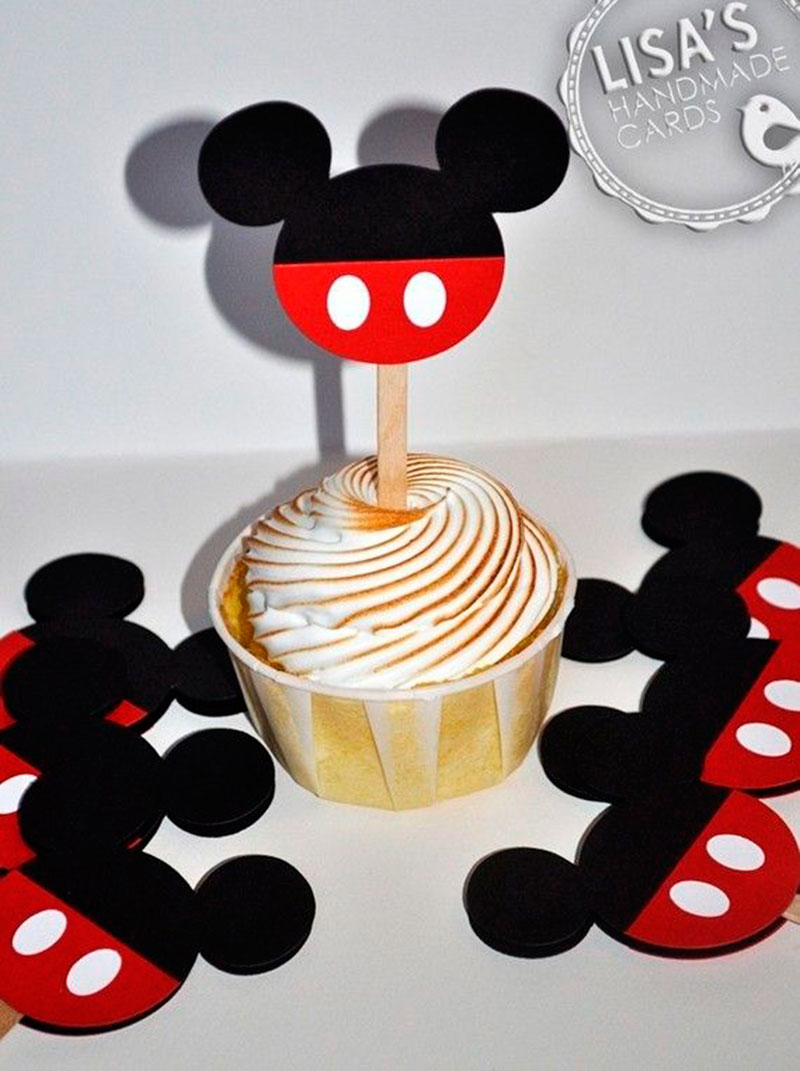 Toppers Mickey-2