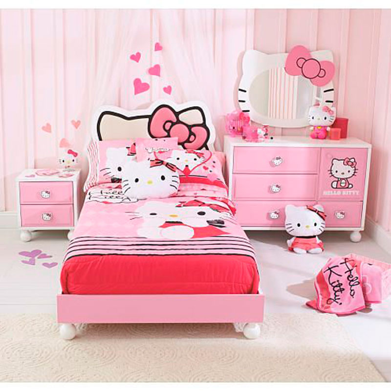 Cama da Hello Kitty 2