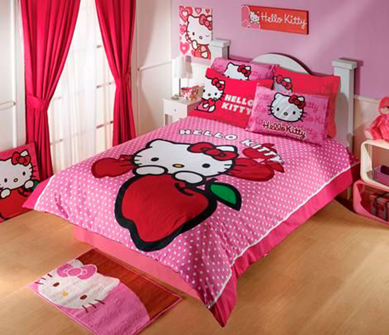 Cama da Hello Kitty 3