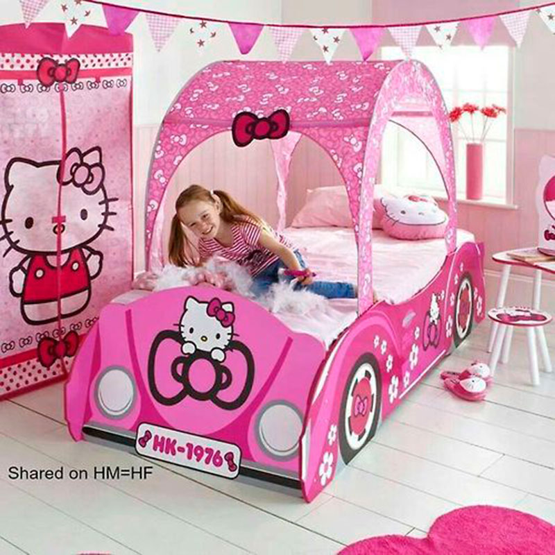 Cama da Hello Kitty 4