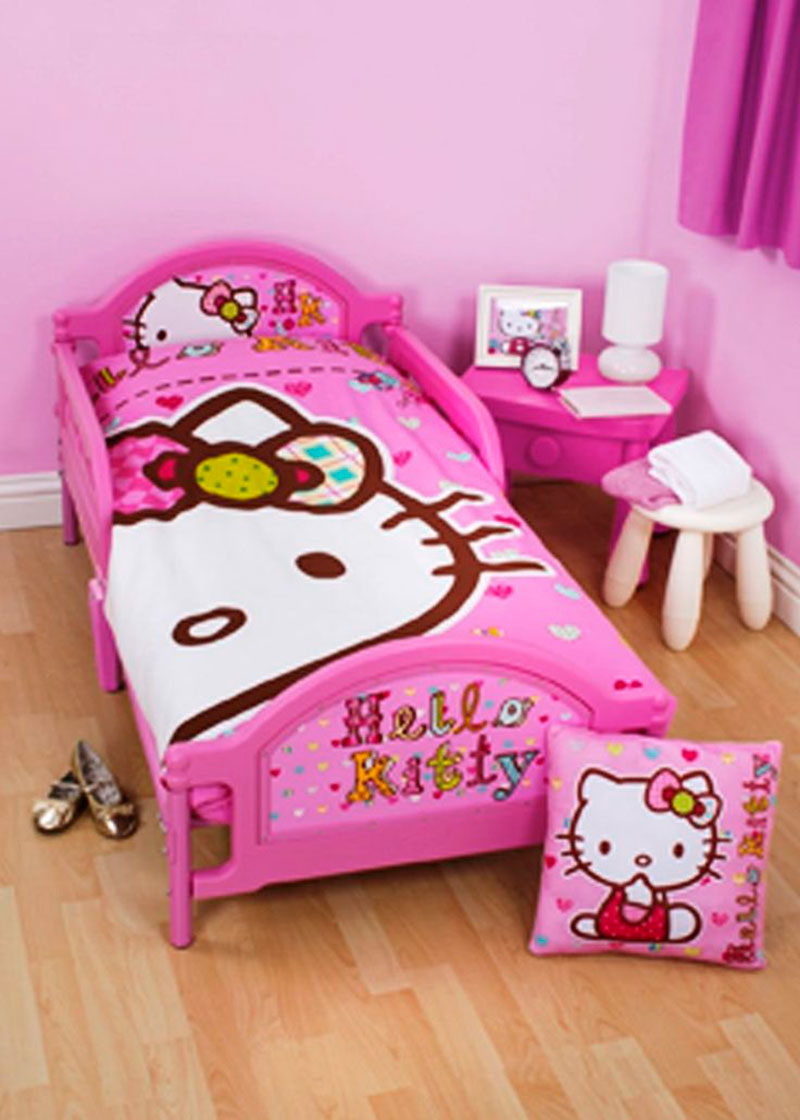 Cama da Hello Kitty 6