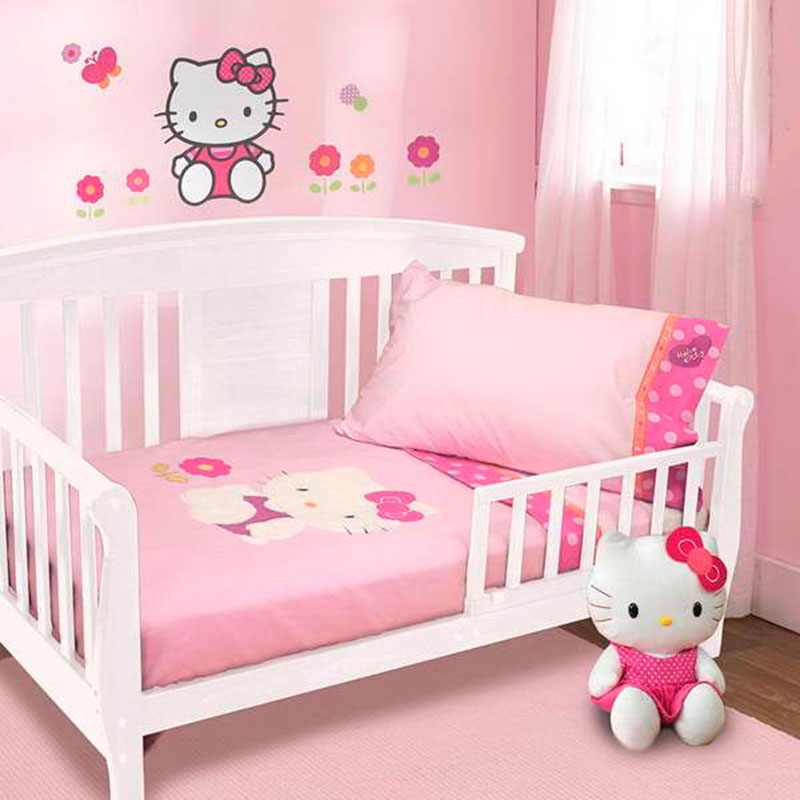 Cama da Hello Kitty 8