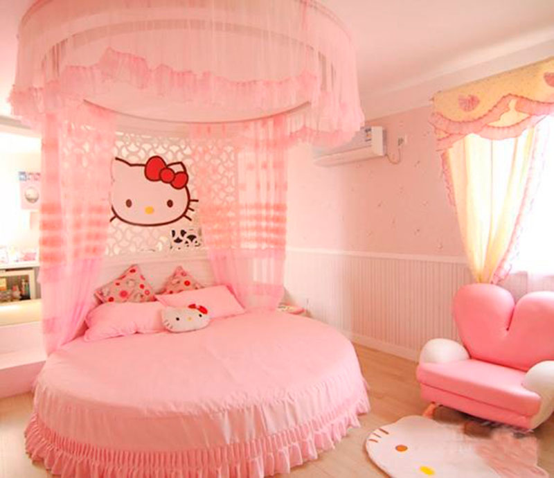 Cama da Hello Kitty